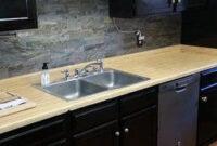 Amazon: Customer Reviews: Aspect Peel And Stick Stone pertaining to Kitchen Design Countertops And Backsplash