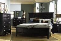 Ashton 4-Pc. Queen Bedroom Set | Black Bedroom Design, Black throughout Bedroom Design With Black Furniture
