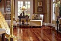 """Br111 Brazilian Cherry Plank 5/16"""" And 7/16"""" Solid regarding Hardwood Floor Living Room Design"""
