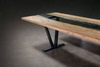 Colorado Live Edge Dining Table | Live Edge Dining Table with regard to Edge Design Furniture