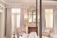 Cream Traditional Bedroom | Bedrooms | Luxe Source with Bedroom Window Design Ideas