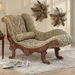 Drama Queen Chaise | Curved Couch, Victorian Sofa, Chaise within Victorian Design Furniture
