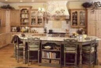Great Kitchen | Country Interior Design, French Country within French Country Kitchen Design Ideas