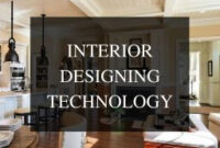 Interior Design And Technology - Kitchen Cabinet intended for American Kitchen And Living Room Design