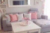 Modern Minimalist Living Room Ideas21 | Apartment Decorating with Apartment Living Room Interior Design Ideas