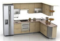 New Model Kitchen Cupboard New Model Kitchen Design Kerala for Ikea Kitchen Design 3D