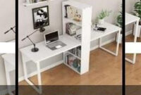 Office Interior Ideas | Motivational Office Decor | Den throughout Desk Living Room Design Ideas
