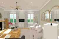 Remodeling Software | Home Designer intended for Living Room Design Open Floor Plan