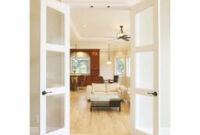 Slimfold® Alterra Collection Solid Wood Frosted Glass Doors with regard to Wood Door Design For Bedroom