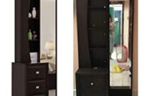 Spacewood Helix V2 Dressing Table (Woodpore Finish,Tusken in Bedroom Dressing Table Design