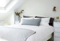 Stunning Small Attic Bedroom Design Ideas 13 | Attic Bedroom inside Dormer Bedroom Design Ideas