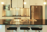 Things To Keep In Mind Before Installing Modular Kitchen with No Cabinet Kitchen Design