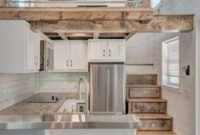 30+ Inexpensive Tiny House Design Ideas (With Images) | Tiny for Tiny Home Kitchen Design