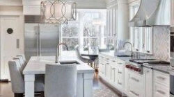 30 Trending Kitchen Island Ideas With Seating | Home Decor with Luxury Contemporary Kitchen Design