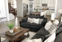 35 Incredible Rustic Farmhouse Living Room Design Ideas throughout Incredible Furniture Design