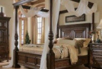41 Glamorous Canopy Beds Ideas For Romantic Bedroom | Canopy inside Beds Design For Bedroom