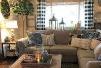 43 Gorgeous Farmhouse Living Room Decor Design Ideas (With inside Interior Design Ideas Living Room Pinterest