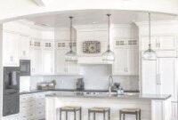 46 Luxury White Kitchen Design Ideas To Get Elegant Look inside Modern White Kitchen Design Ideas