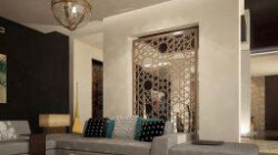 5 Tips For A Successful Modern Arabic Home Design | Moderne throughout Moroccan Style Living Room Design
