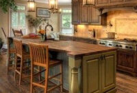50 Popular Rustic Kitchen Cabinet Should You Love | Kitchen with regard to Rustic Kitchen Design Pictures