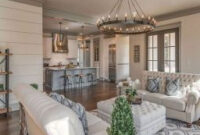 55 Marvelous Living Room Ideas With Modern Farmhouse Style with Pinterest Kitchen Design 2019