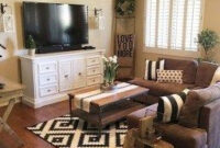 88 Cozy Farmhouse Living Room Design Ideas You Can Try At within Chic Living Room Design