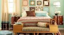 Antique Bedroom Furniture Ideas | Bedroom Vintage, Retro with Wooden Floor Bedroom Design