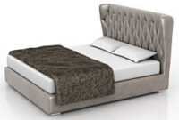 Download 3D Bed | Bed, Furniture, Home Decor throughout Furniture Design Bed Image
