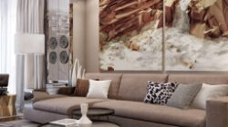Guide To Modern Arabic Interior Design | Modern Islamic within How To Design Living Room With Tv