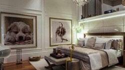 Highdecor #Design #Light #Environment #Chic | Quarto De regarding Living Room Modern Victorian Interior Design