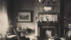 Kentucky Digital Library | Victorian Interiors, Victorian within Victorian Design Living Room