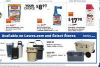 Lowe'S Weekly Ad - Jun 11 To Jun 24 with regard to Free Kitchen Design Software Lowes