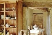 Poggiodoro | Splendid Restored Cottage | Anghiari, Tuscany for Mountain Kitchen Design