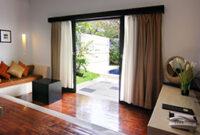 Three Bedroom Private Pool Villa - The Seminyak Suite with 20 Sqm Living Room Design