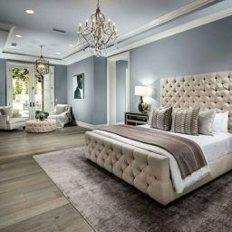 Perfect Master Bedroom Decor Ideas That Will Relax You within Interior Design Bedroom Blue