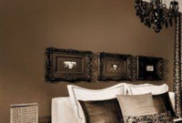 Brown Walls With Black Trim   Home, Bedroom Paint Design within Little Bedroom Design Ideas