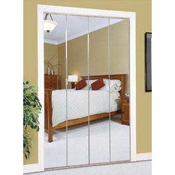 Dunbarton Corporation, Slimfold® Series 4900 Bifold Mirror regarding Wardrobe Design For Bedroom With Mirror