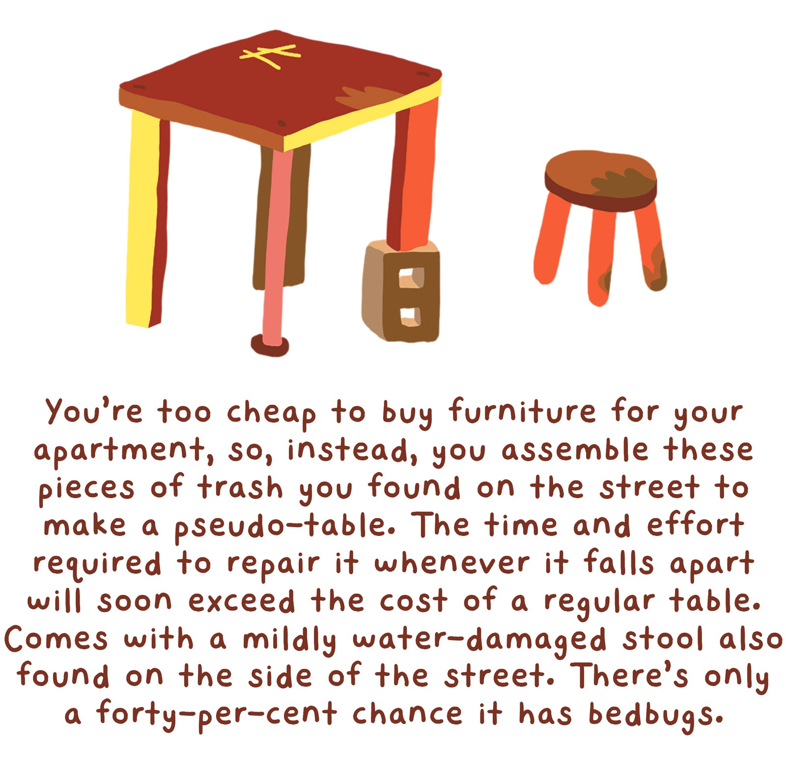 Furniture Of Your Past, Present, And Future | The New Yorker in Past And Present Furniture