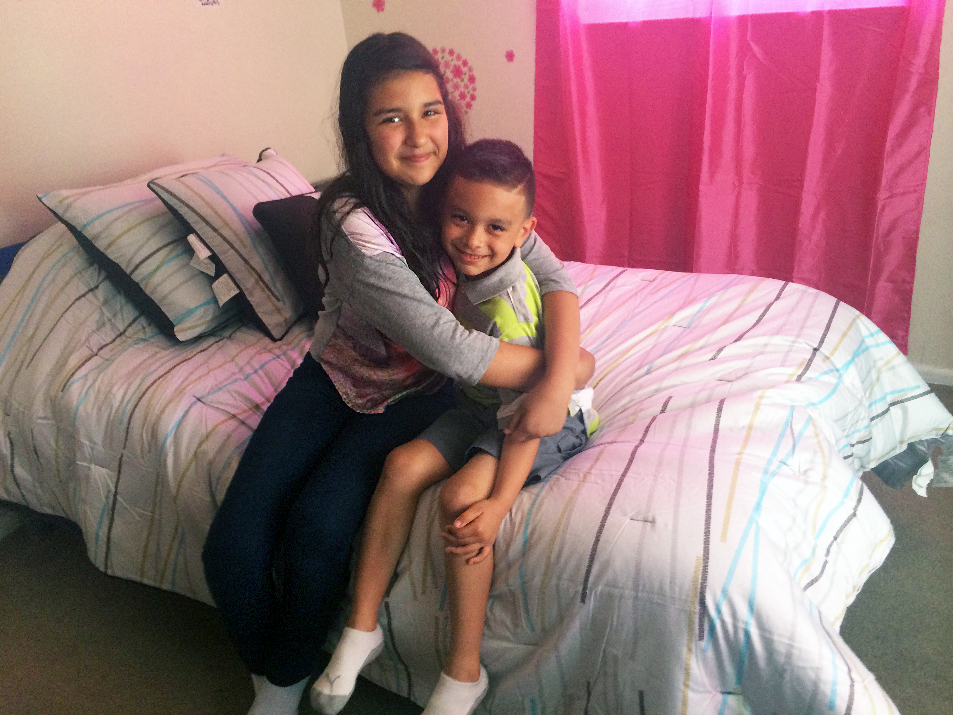 Twin Beds Donated To A Family In Need – Ashley Homestore Designs with regard to Ashley Furniture Free Beds