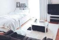 "Album] มโนเป็นนางเอก! ไอเดียแต่ง ""ห้องนอนในฝัน แบบซีรีส์ in Small Apartment Bedroom Design"