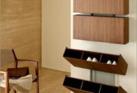 80 Simple Tiny Apartment Shoe Storage Ideas On A Budget (73 pertaining to Furniture Rack Design