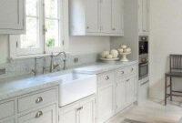Awesome Farmhouse Kitchen Ideas On A Budget 49   Kitchen throughout Kitchen Design Ideas Grey Cabinets